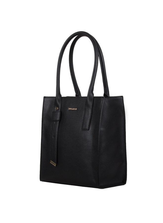 Shopping bag Basalt (black)
