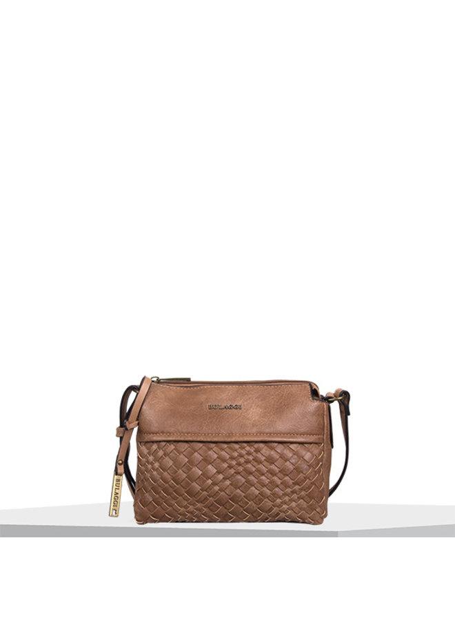 Crossbody bag Hellebore (camel)