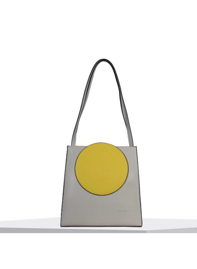 Shopping bag Coco (khaki)
