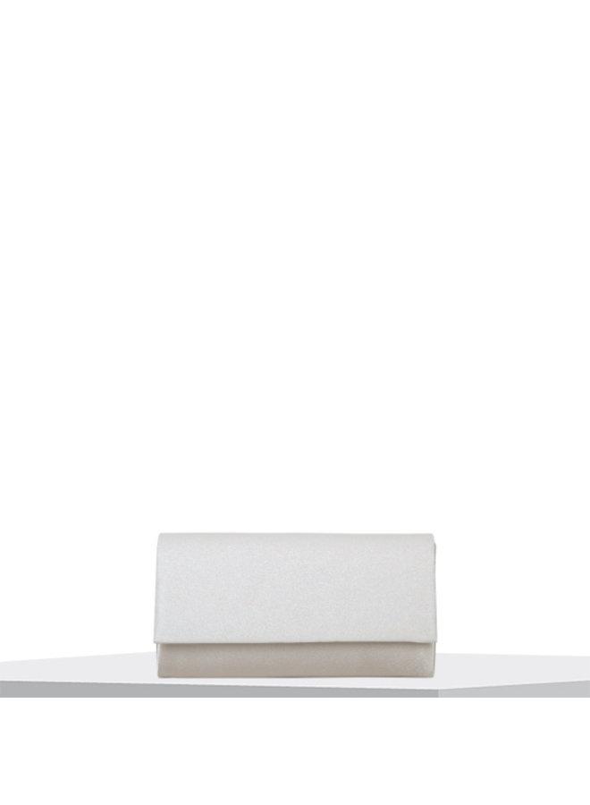 Envelop clutch Evelyn (crème)