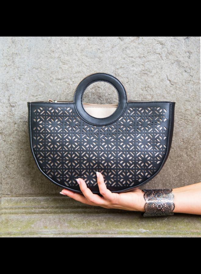 Handbag Livid (black)