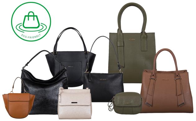 MIlieuvriendelijke tassen SS21 Bulaggi