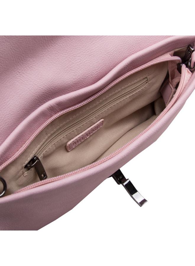 Clutch bag Bibis (dusty pink)