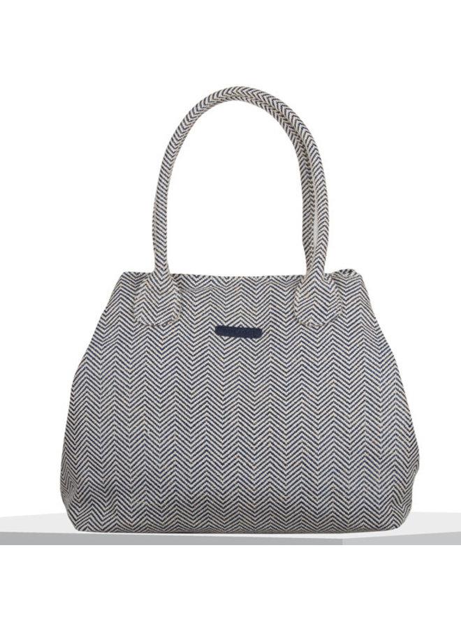 Shopping bag Juniper (dark blue )