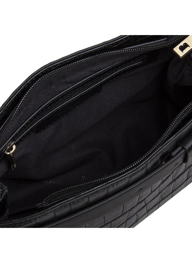 Crossbody tas Iris (zwart)