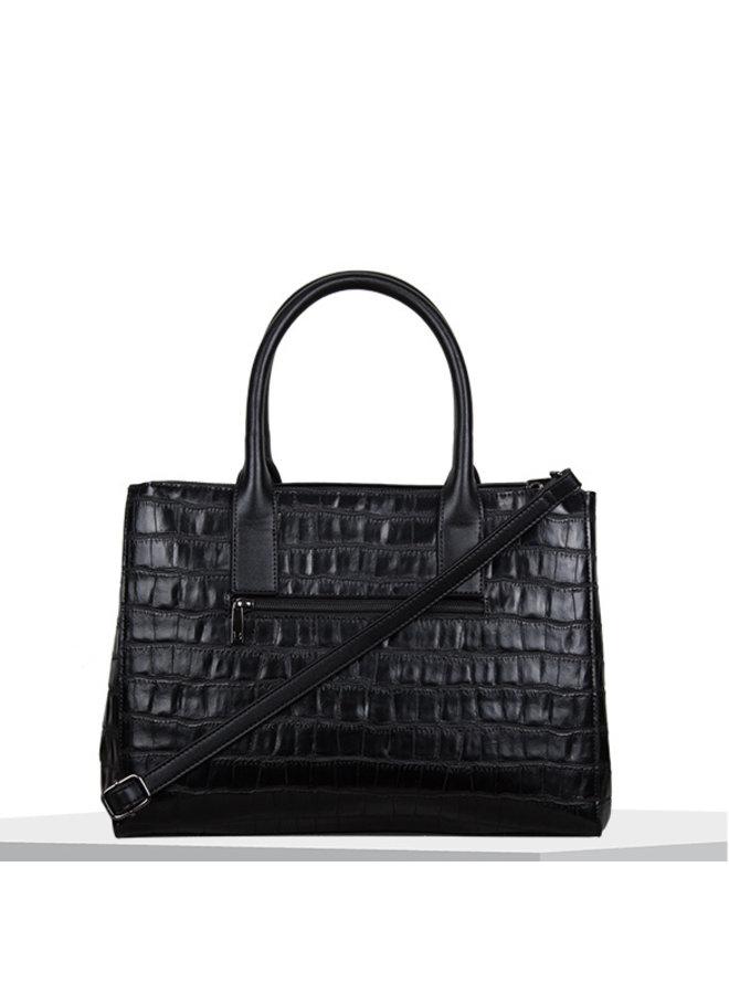 Shopper Iris (zwart)