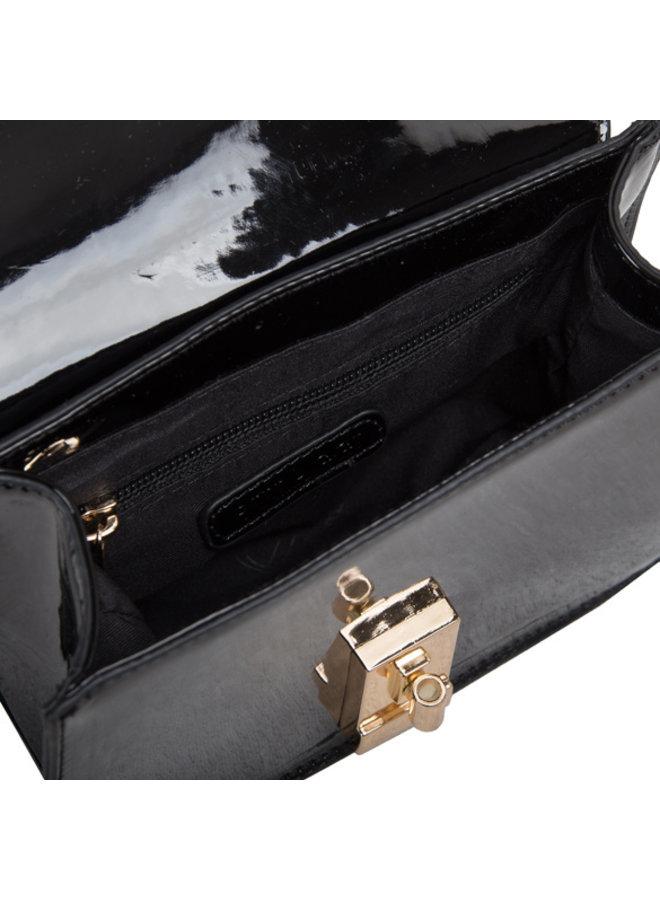 Crossbody bag Aster (black)
