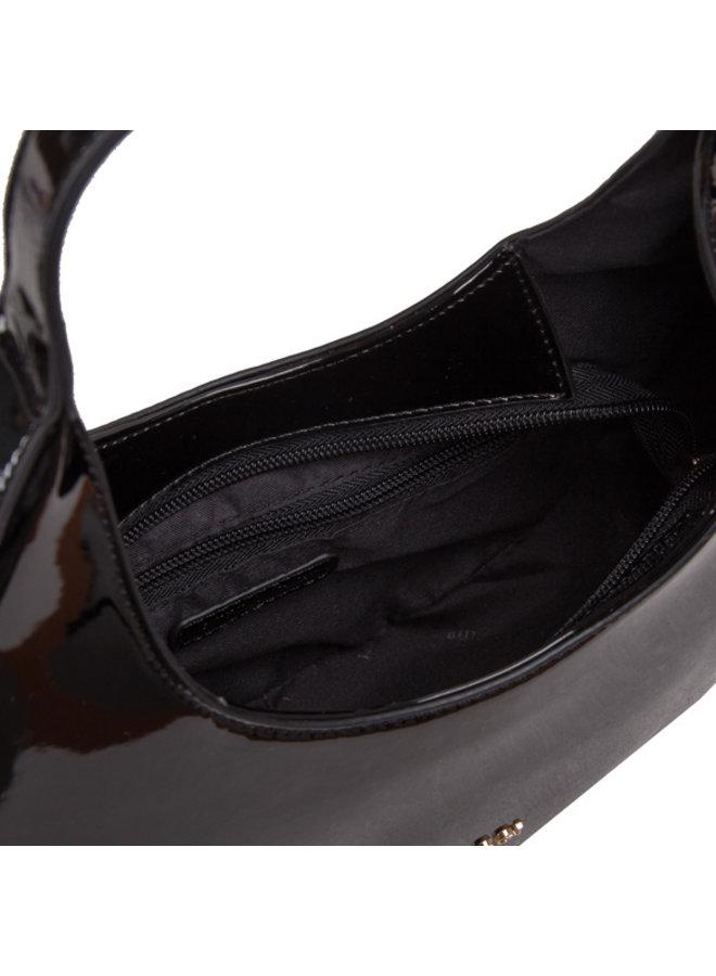 Hobo schoudertas Aster (zwart)