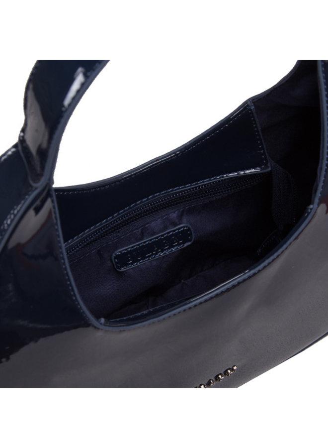Hobo shoulderbag Aster (dark blue)