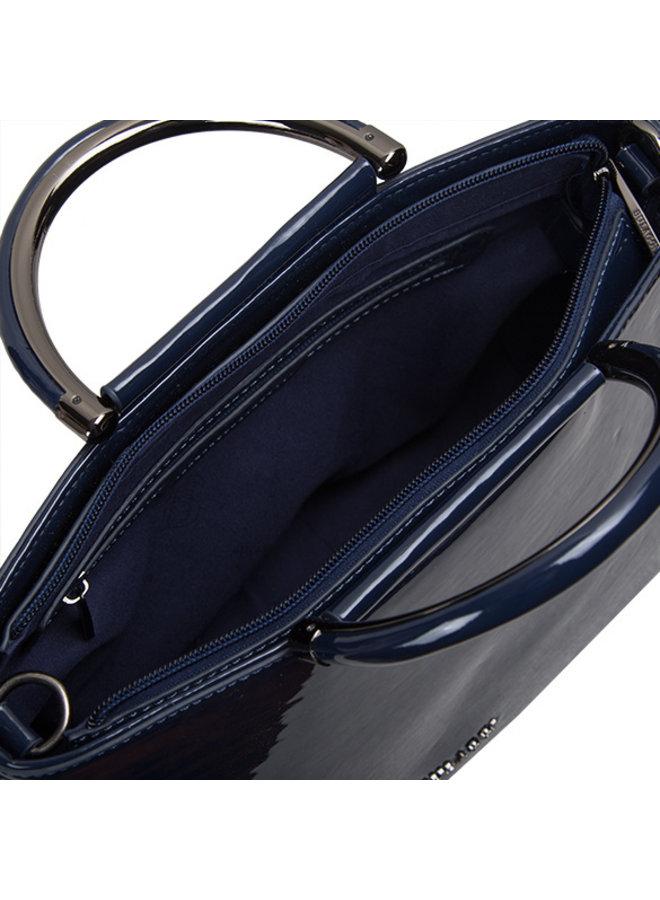 Handtas Aster (donkerblauw)