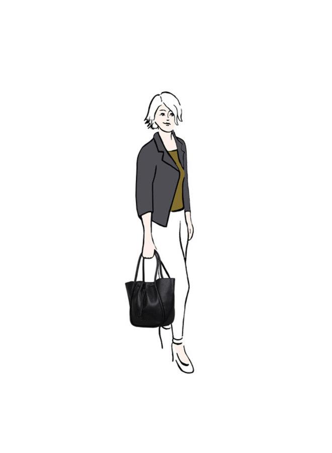 Shopper Larissa (khaki)
