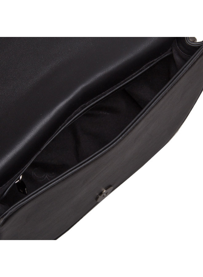 Crossbody tas Anemoon (zwart)