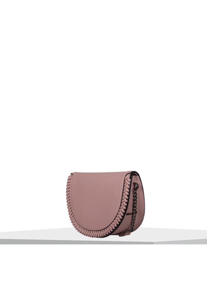 Crossbody tas Anemoon (oud roze)