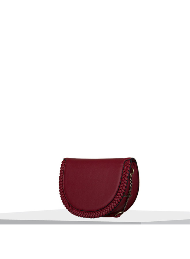 Crossbody tas Anemoon (rood)