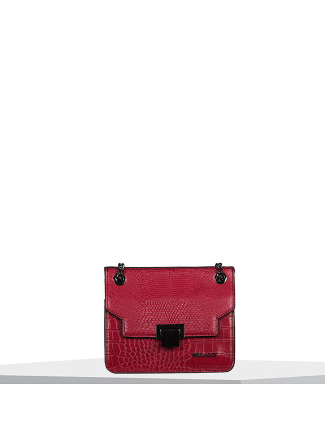Crossbody tas Liatris (rood)