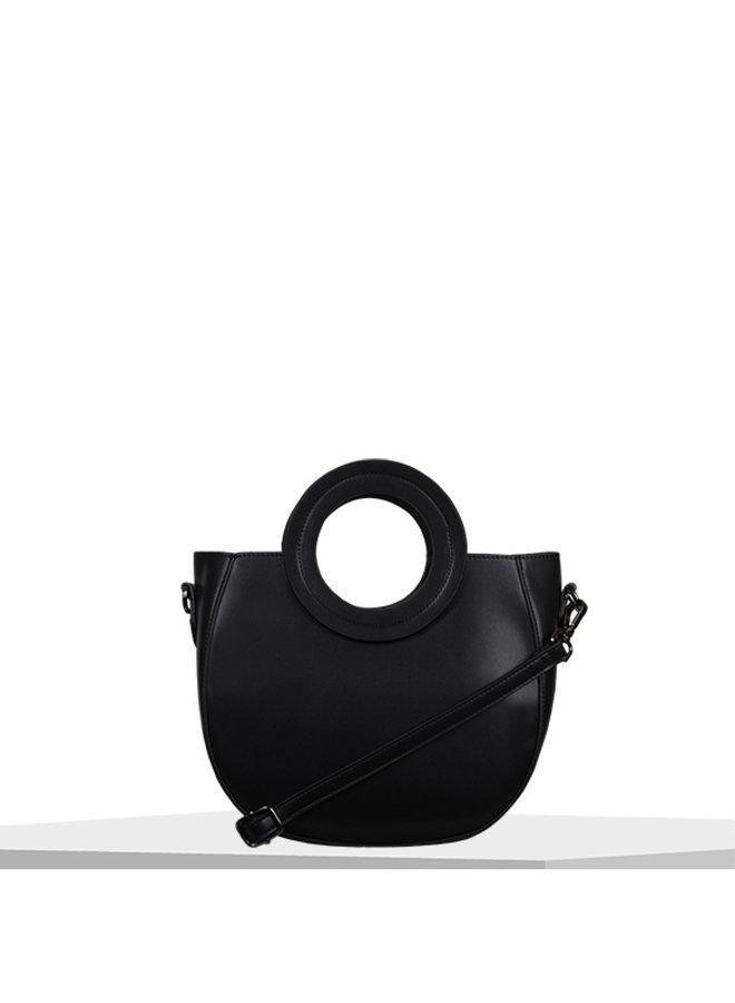 Handtas Bouquet (zwart)