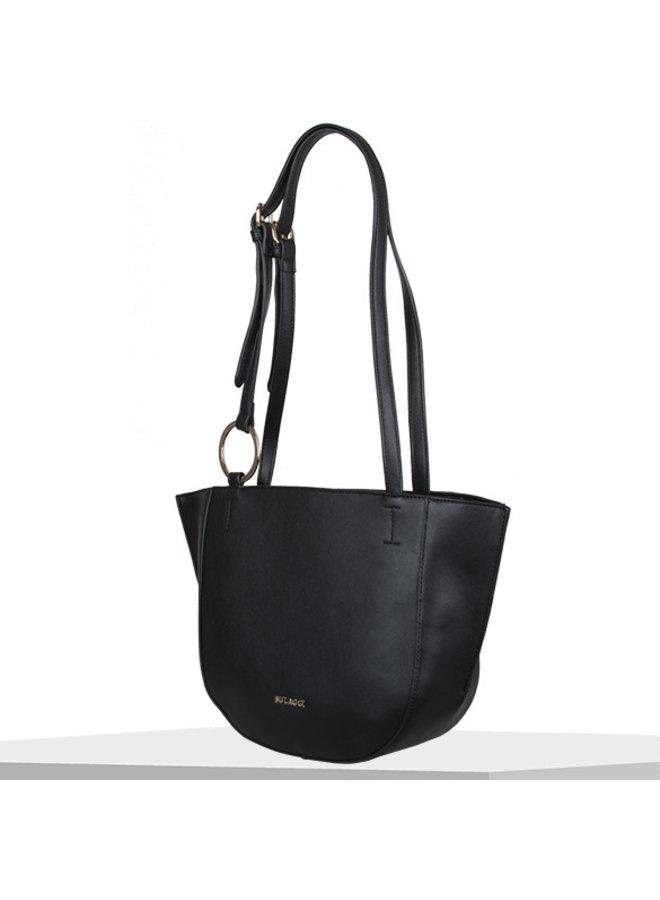 Shopping bag Cynthia (black)