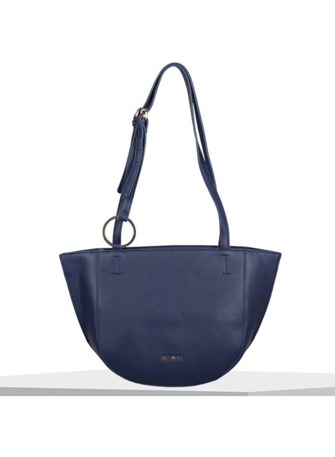 Shopping bag Cynthia (dark blue)