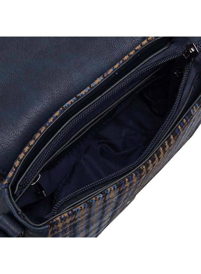 Crossbody tas Kate (donkerblauw)