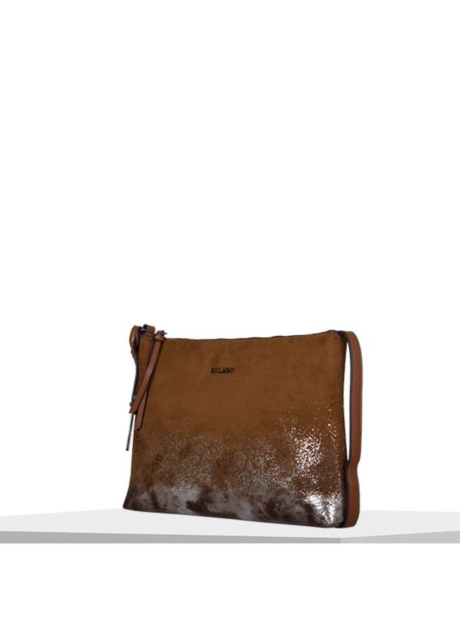 Crossbody bag Flame (cognac)