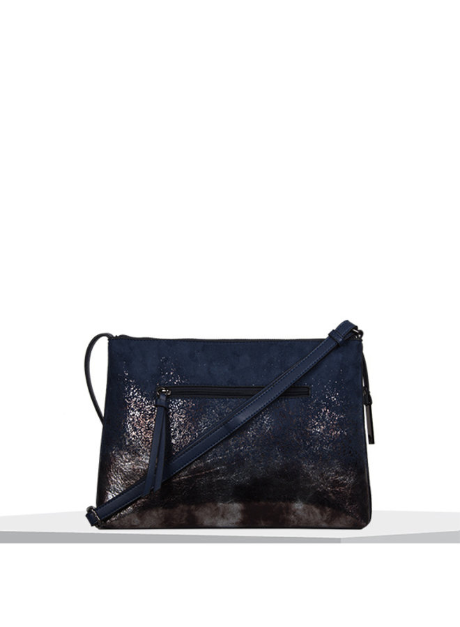 Crossbody bag Flame (dark blue)