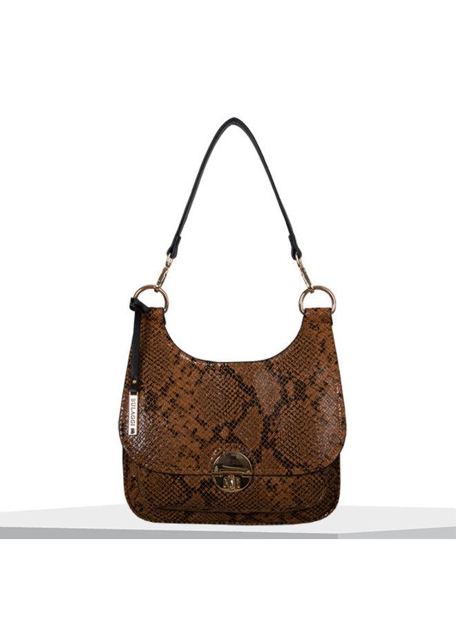 Crossbody bag Quince (cognac)