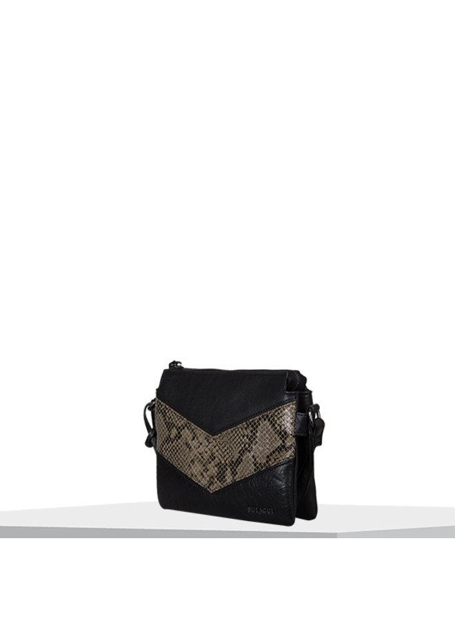 Crossbody tas Alice (zwart)