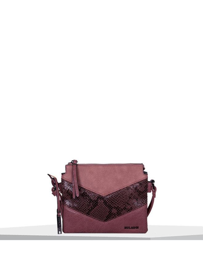 Crossbody tas Alice (oud roze)