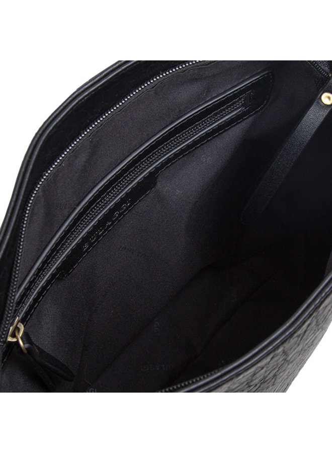 Crossbody tas Heather (zwart)
