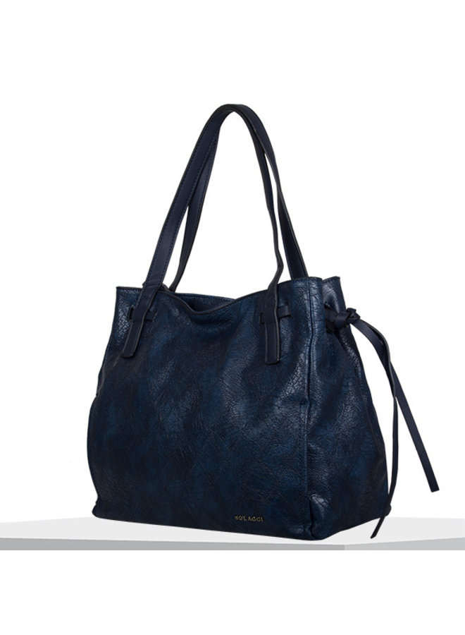 Shopper Meghan (donkerblauw)