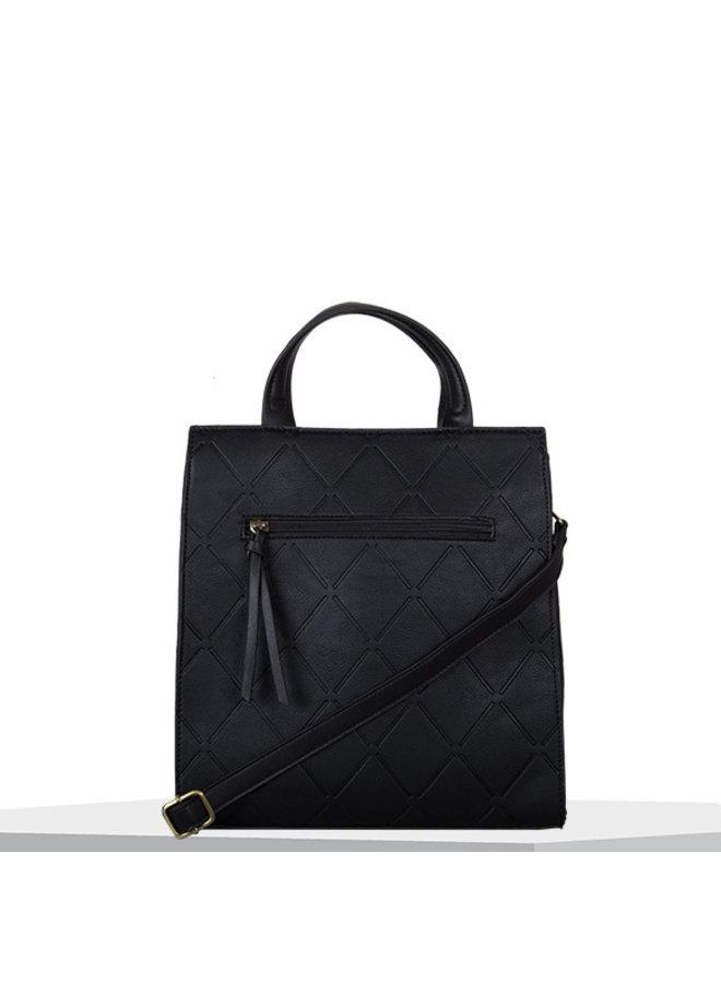 Shopping bag Sam (black)