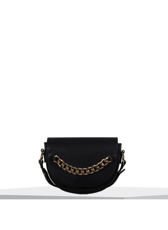 Crossbody bag Chainy (black)