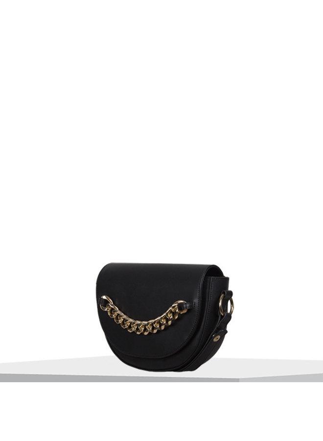 Crossbody tas Chainy (zwart)