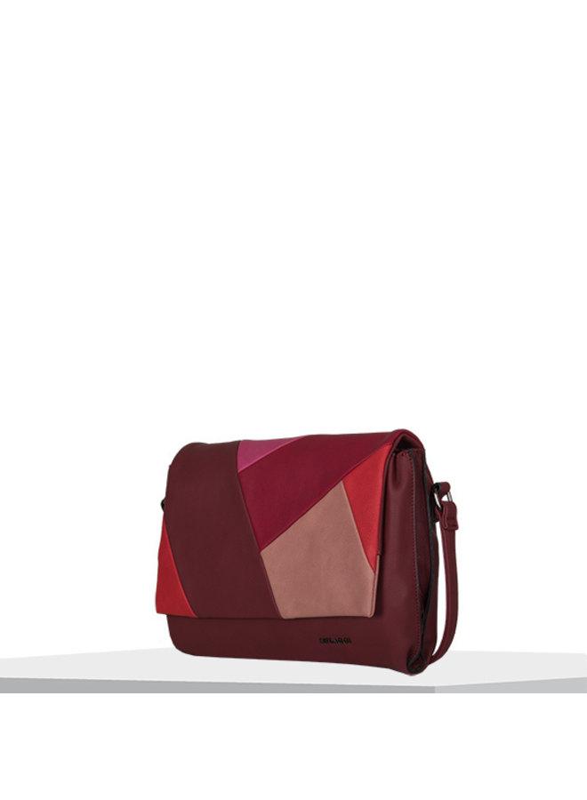 Crossbody tas Milou (rood)