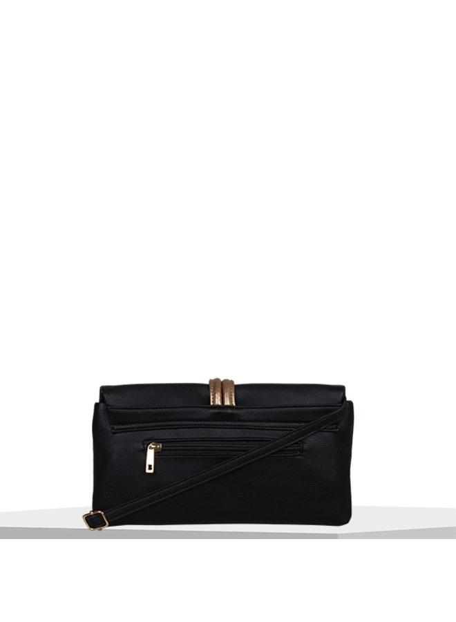 Clutch bag Bibis (black)