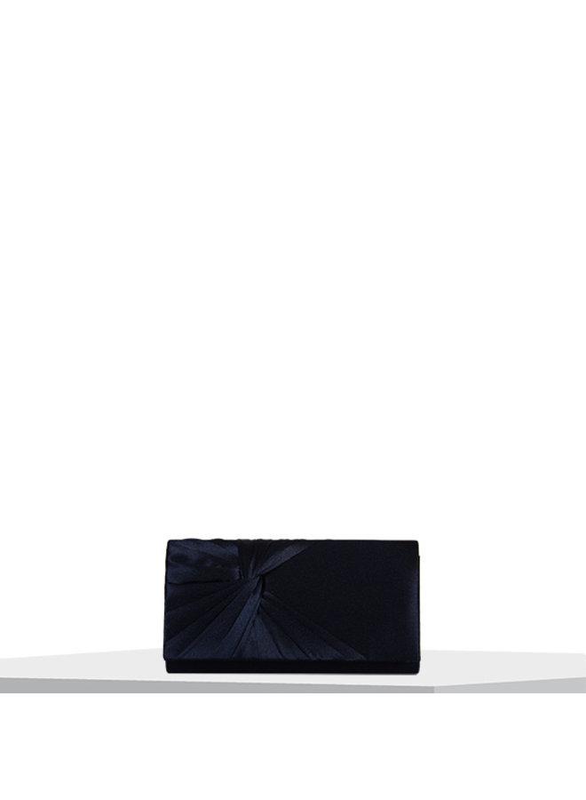 Clutch Twiggy (donkerblauw)