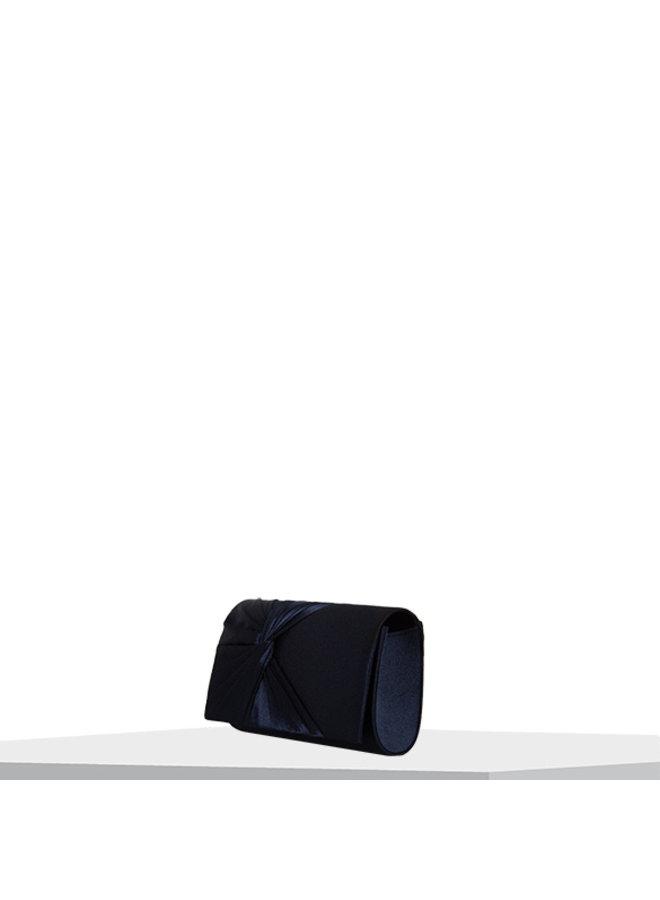 Clutch bag Twiggy  (dark blue)