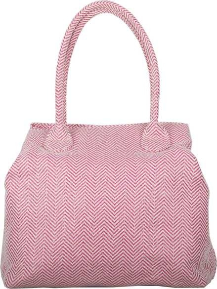 Roze shopper Juniper