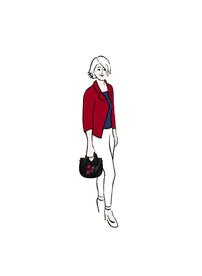 Handbag Bouquet (black)