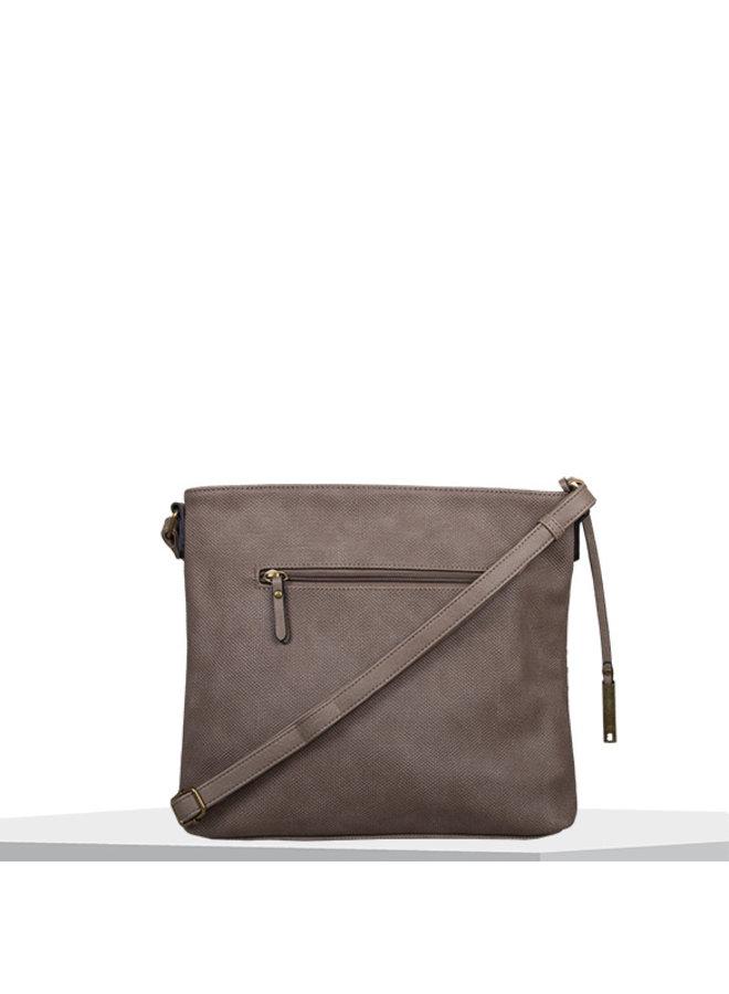 Crossbody bag Gerbera (taupe)