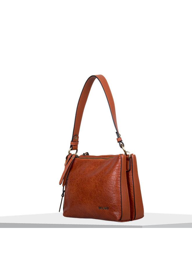 Crossbody bag Heather (burnt orange)