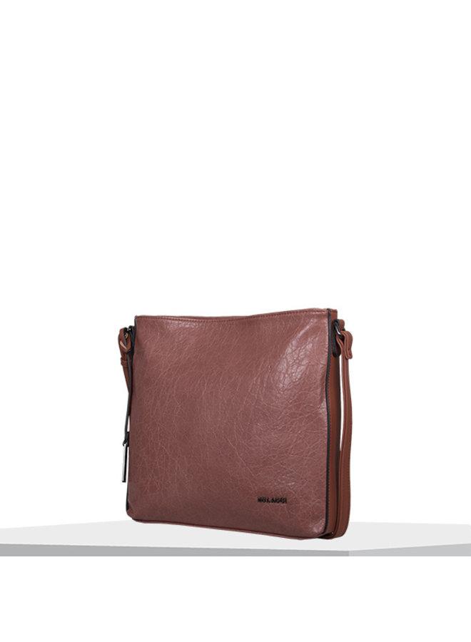 Crossbody bag Heather (dusty pink)