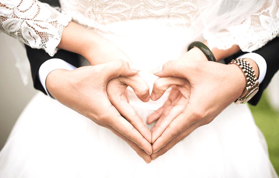 Hooraay, people are getting married again!