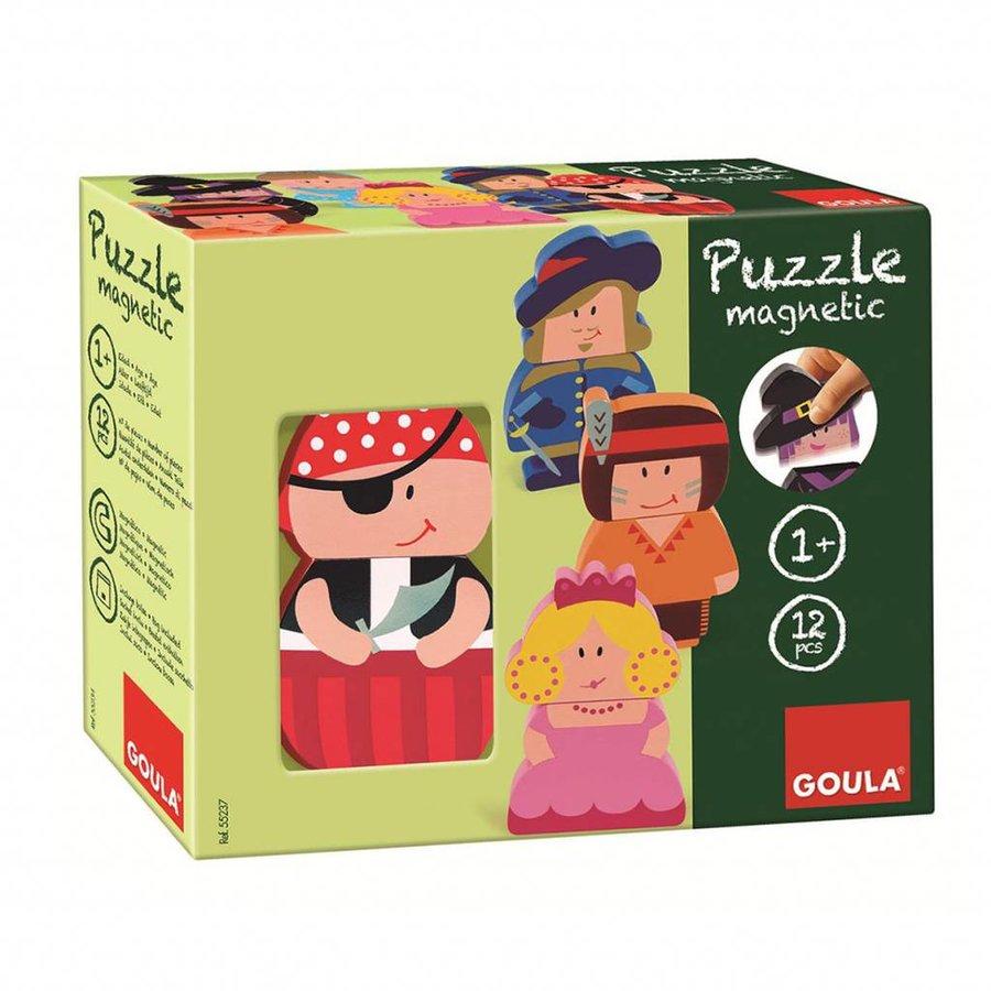 Goula Puzzel Magnetische Figuren-2