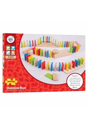 Houten Domino, 108dlg.