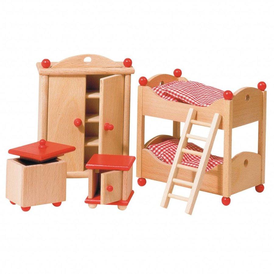 Poppenhuis Meubeltjes Kinderkamer-1