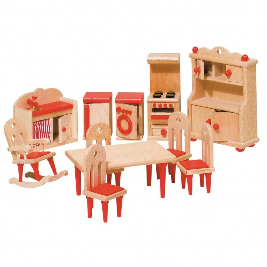 Poppenhuis Meubeltjes Keuken-1
