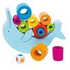 Thimbletoys Houten Balansspel - Dolfijn