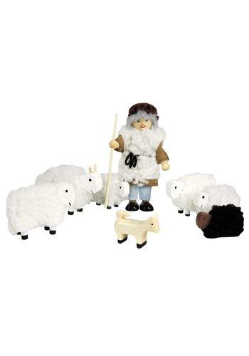Poppenhuis Herder + Schapen