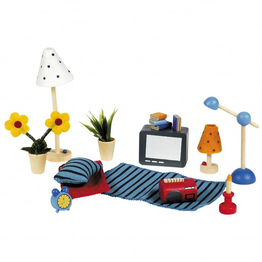 Accessoires Woonkamer, 17dlg.-1